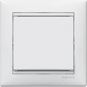 Выключатель одноклавишный Valena 10 AX 250 В~ белый Legrand 774401