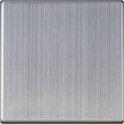 Выключатель одноклавишный (глянцевый никель) / WL02-SW-1G
