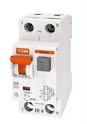 Дифференциальный автомат  АВДТ-64 1P+N 40А 30 mA ТДМ