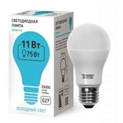 Светодиодная лампа 42LED-A60-11W-230-4000K-E27 Sweko