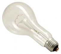 Лампа ЛНОН 300Вт Е40 прозрачная