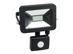 Светодиодный прожектор FL Sensor Smartbuy-10W/6500K/65 SBL-FLSen-10-65K