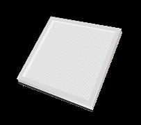 Панель светодиодная LED LPU-eco ПРИЗМА 36W  6500К (595х595х27) ASD