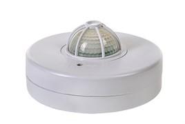 Датчик движения инфрокрасный ДД-024-W 1200 Вт 180-360гр.12м IP33 ,белый ASD 1200 Вт 180-360гр.12м IP3