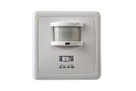 Датчик движения инфрокрасный ДД-035-W 500 Вт 140гр.12м IP20 ,белый ASD 500 Вт 140гр.12м IP20