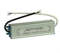 Драйвер (LED)IP67-60W для LED ленты SLB-IP67-Draiver-60W
