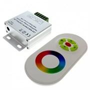 Контроллер LED RGB радио Сенсорный,18А SBL-RGB-Sen