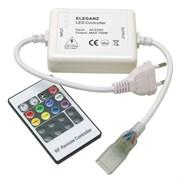 Контроллер инфрокрасный  для RGB-ленты на 220Вт ( на 50 метров)