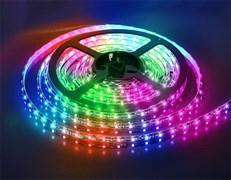 LED лента SMD 5050/60 5м Smartbuy-IP65-14W /RGB SBL-IP65-14.4 RGB