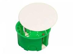 Коробка расп. для с/п, D=60мм H=40 круглая с крышк. 10157 ТУСО (1/224) 10157 ТУСО