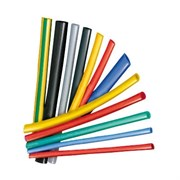 Трубка ТУТ 4/2 набор 7цветов по 3шт 10см SBE-HST-4