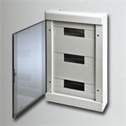 Щит расп ЩРН-П 36 с двер накл IP30 ТУСО 68036