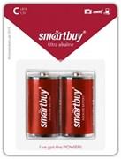 Батарейка алкалиновая Smartbuy LR14/2B (12/192) (SBBA-C02B) SBBA-C02B