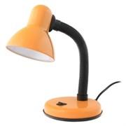 Светильник настольный Е27 на подставке оранжев. TLI-204 TLI-204