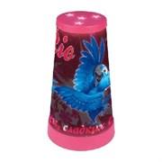 """Настольный светильник-туба, серии """"RIO"""", лампочка 15 Вт (входит в комплект), цоколь Е14. Питание от 220В. Цвет корпуса -розовый . Упаковка - картонная коробка.RIO1-29 PINK TLI-270"""