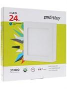 Накладной (LED) светильник Square SDL Smartbuy-24w/5000K/IP20 SBL-SqSDL-24-5K