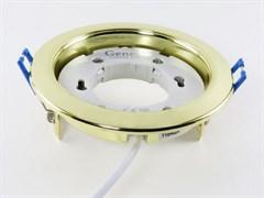 Cветильник GCL-2GX53-H18-C золото 689140