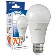 Лампа светод-я  IONICH общего назначения ILED A60-11Вт-990Лм-220В-6500К-E27 1559