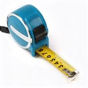 Рулетка измерительная, 5мх25мм, пластиковый ударопрочный корпус, усиленный зацеп, Smartbuy Tools SBT-MTP-525P3