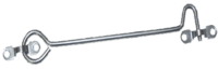 Крючок ветровой КР-150 цинк